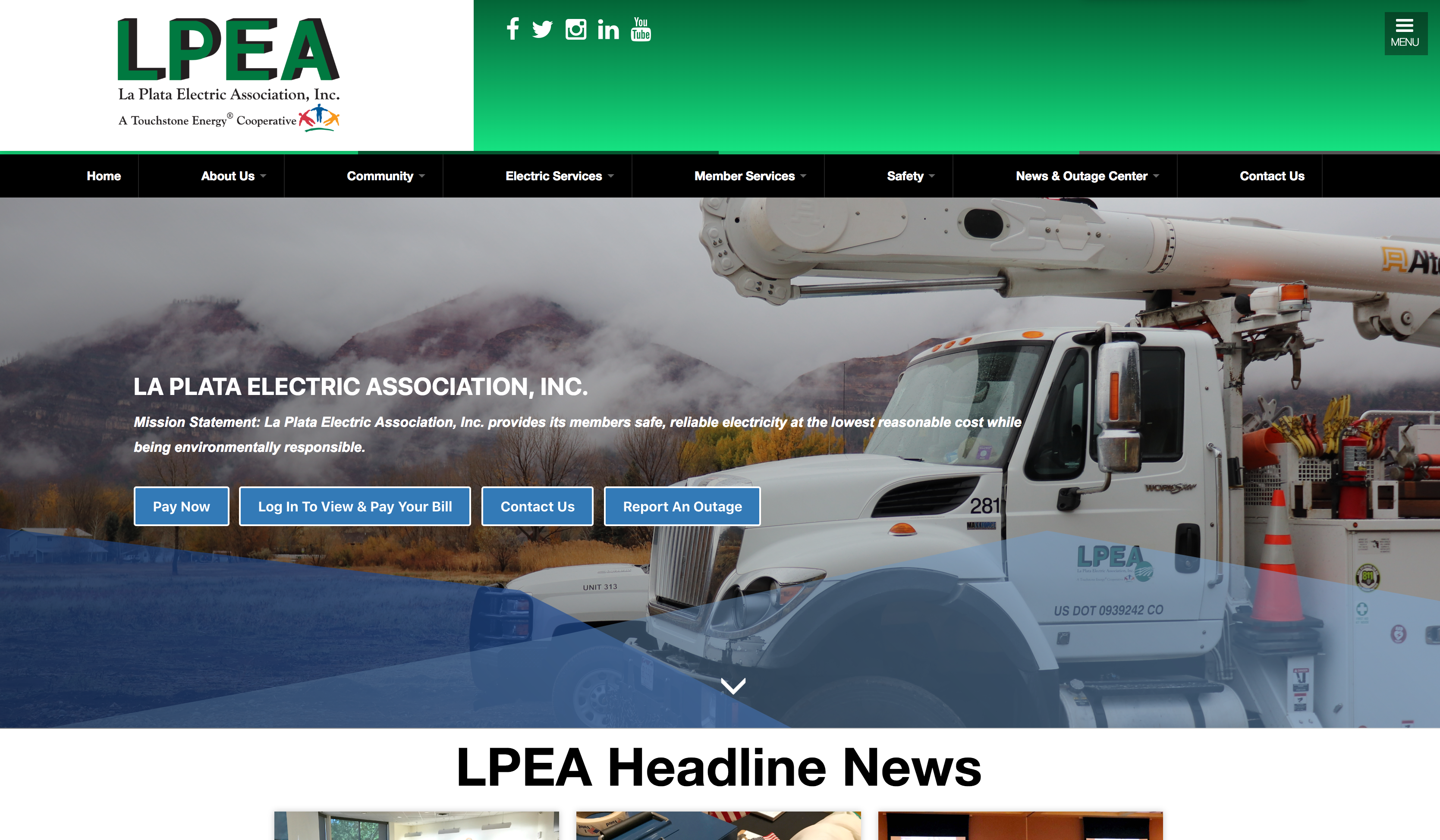 LPEA.coop screenshot
